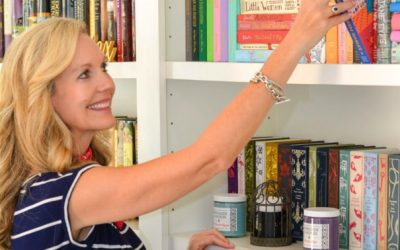 Jen Sherman – The Bookish Blonde
